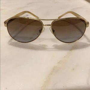 Ralph Lauren aviator style sunglasses